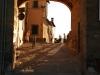 Städtebesuch in Siena in der Toskana