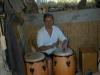 Dozenten und Schlagzeuger bei den Schlagzeug- und Trommelseminaren in der Toskana