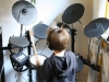 Foyer mit E-Drum