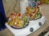 Gerichte und Speisen bei den Schlagzeug- und Trommelseminaren in der Toskana