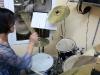 Unterricht am Drumset