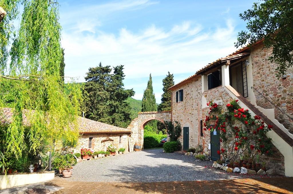 Seminarhaus in der Toskana