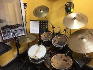 Online Schlagzeugunterricht