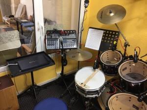 Schlagzeug online Unterricht aus München-Pasing